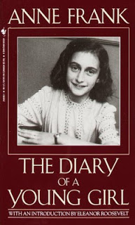 Re-reading The Diary of a Young Girl by Anne Frank