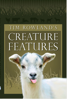 Guest Post by author Tim Rowland (Creatures Features) on Writing About Animals