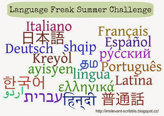 Language Freak Summer Challenge