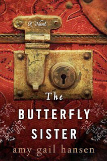 The Butterfly Sister: A Novel by Amy Gail Hansen
