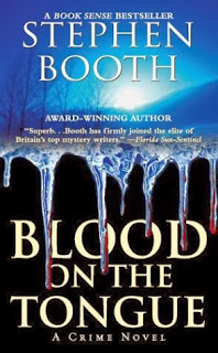 Blood On The Tongue by Stephen Booth
