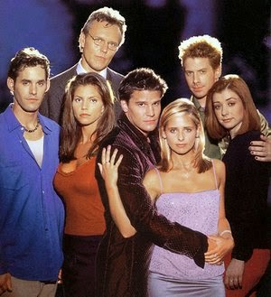 Top Ten Favourite Completed TV Shows