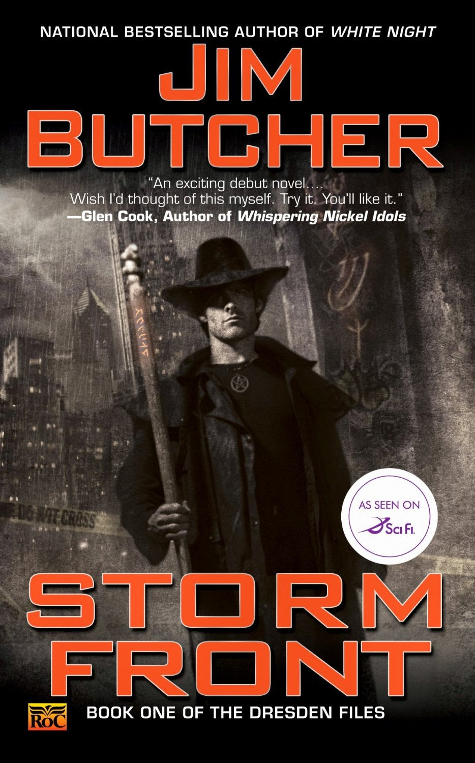 Storm Front (The Dresden Files #1) by Jim Butcher