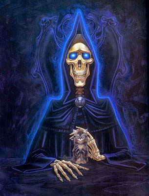 Why You Must Read the Death miniseries from Discworld by Terry Pratchett