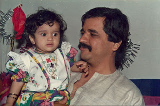 Father's Day: Writing, reading and my father
