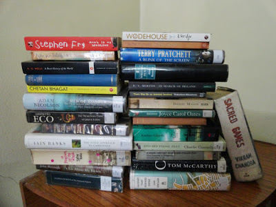 BBAW Day 1: Books That Represent Me
