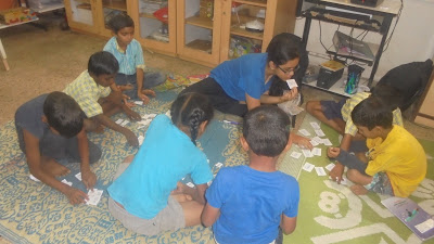 On teaching, children and a short month-long volunteer experience