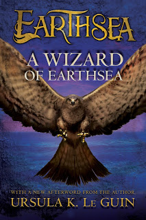 On ageing in fantasy and reading The Earthsea Cycle by Ursula K. Le Guin