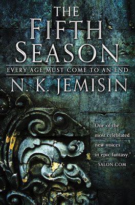 The Broken Earth Trilogy by N.K. Jemisin