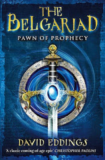 On fantasy writing, immersive worlds and reading The Belgariad by David Eddings