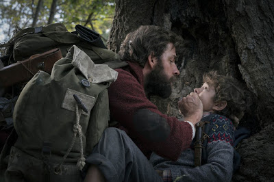 On silence and cacophonies, the changing face of horror and watching A Quiet Place