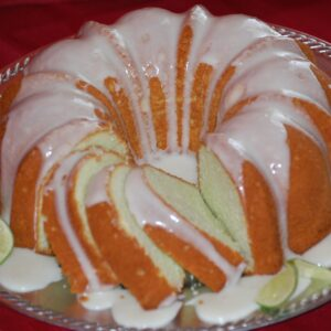 Key Lime Fussell Cake