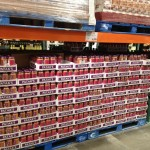 Branding Pallet Displays in Costco - by Repack Canada