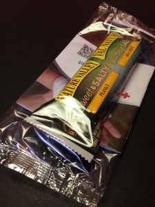 plastic film packaging as flowwrapping - top view - by Repack Canada