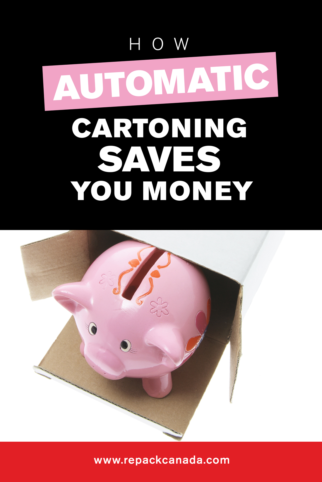 How Automatic Cartoning by Repack Canada Saves You Money