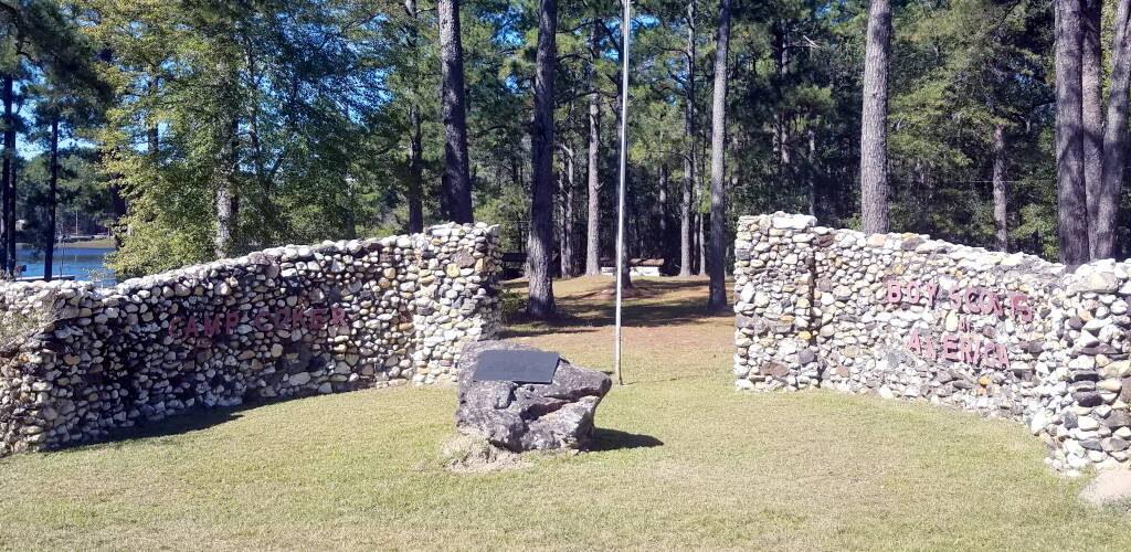 Camp Coker, Boy Scout Camp in South Carolina