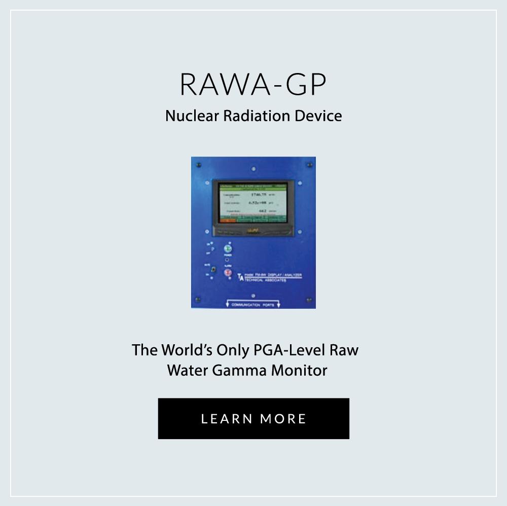 RAWA-GP Nuclear Radiation Device