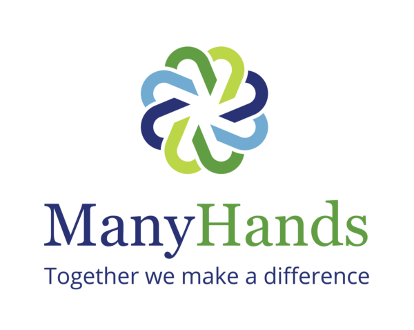 Many Hands logo