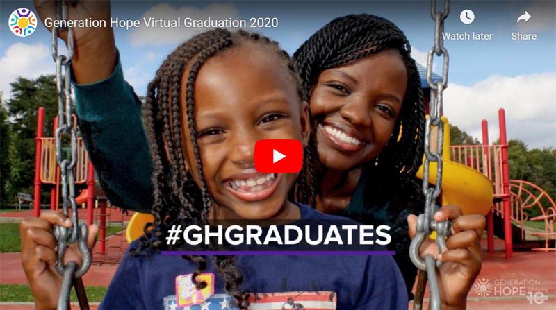 Thumbnail of 2020 graduation video
