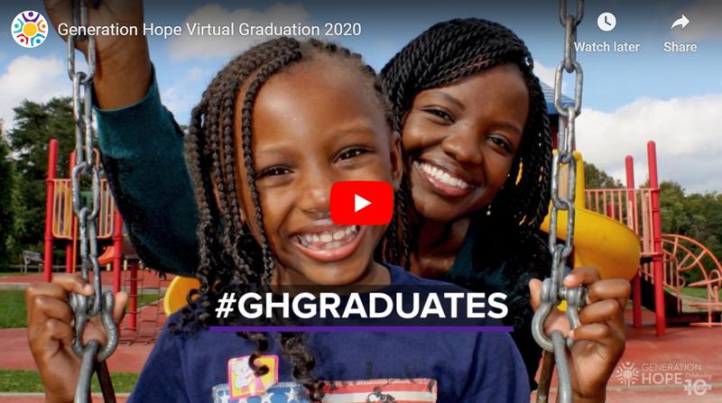 Thumbnail of 2020 graduation video