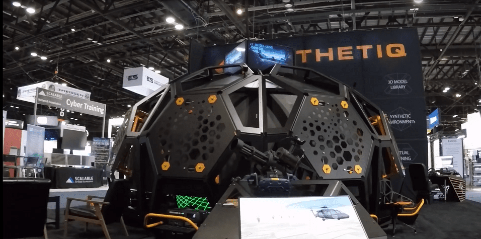 Simthetiq & Station IX at I/ITSEC 2018