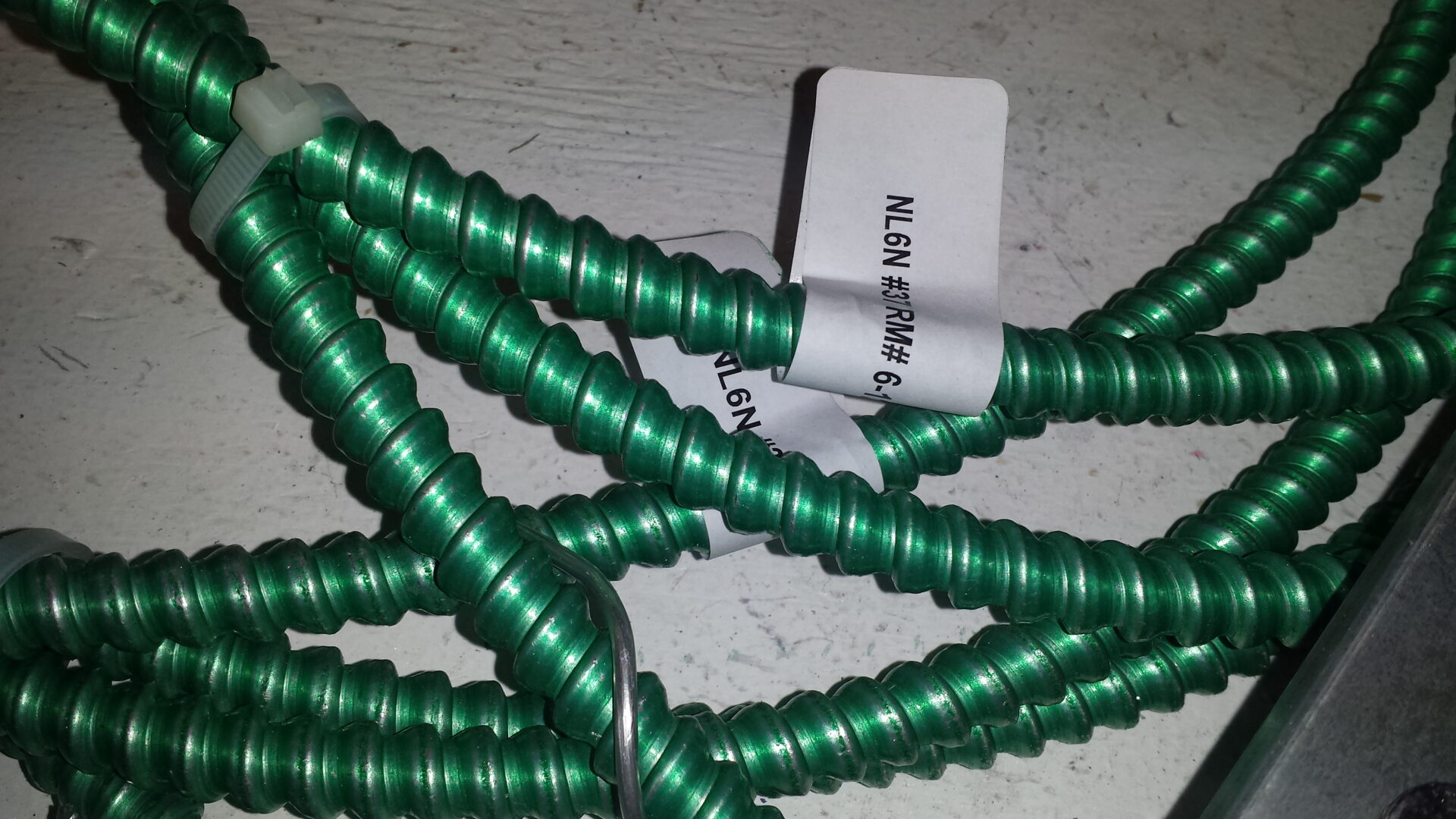 Green electrical component