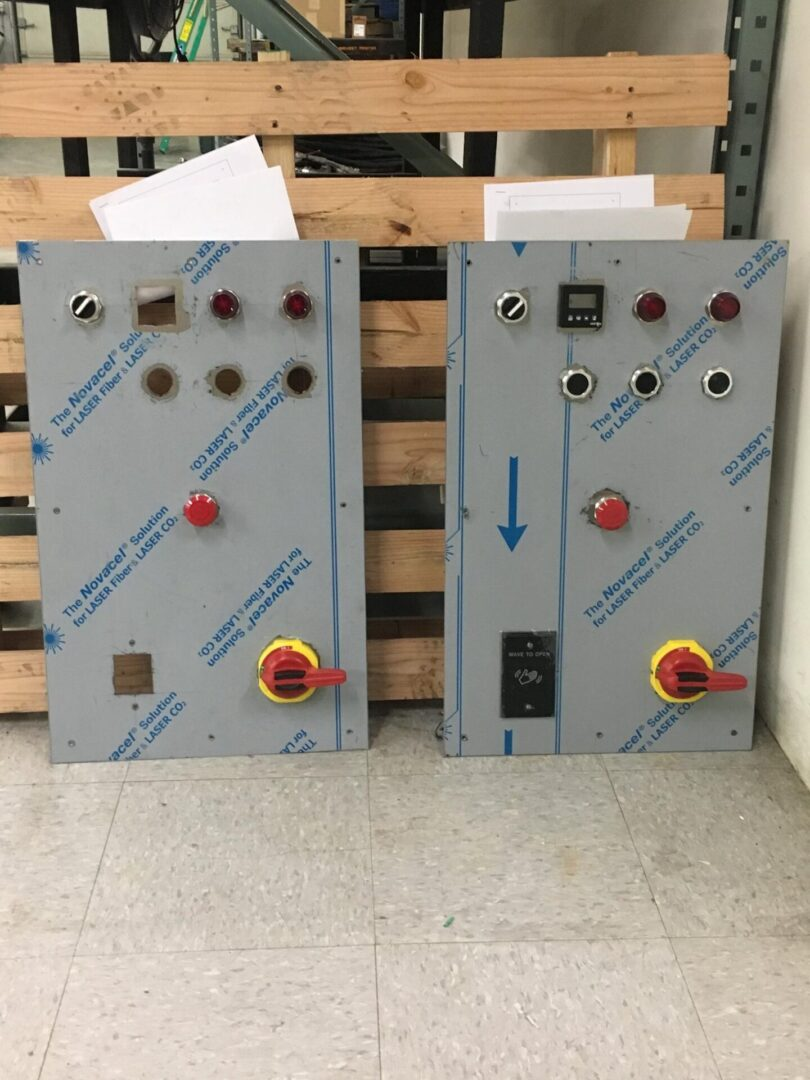 Control covers