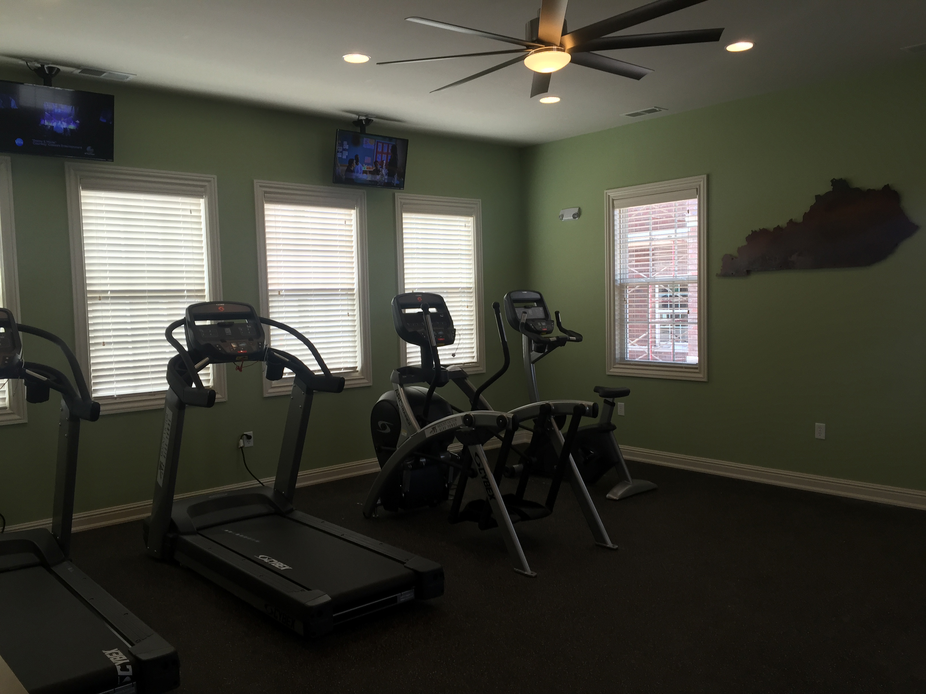 Olde Towne Apartments Fitness Room