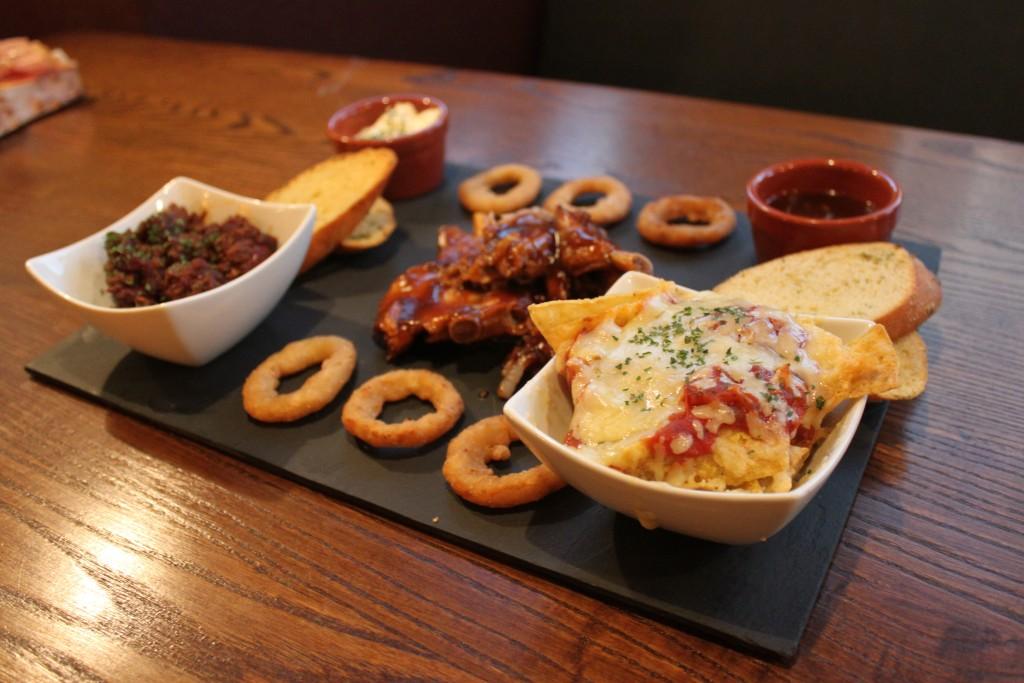 Ranch Platter
