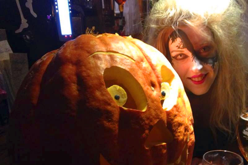 Halloween at The Crown & Anchor Eastbourne