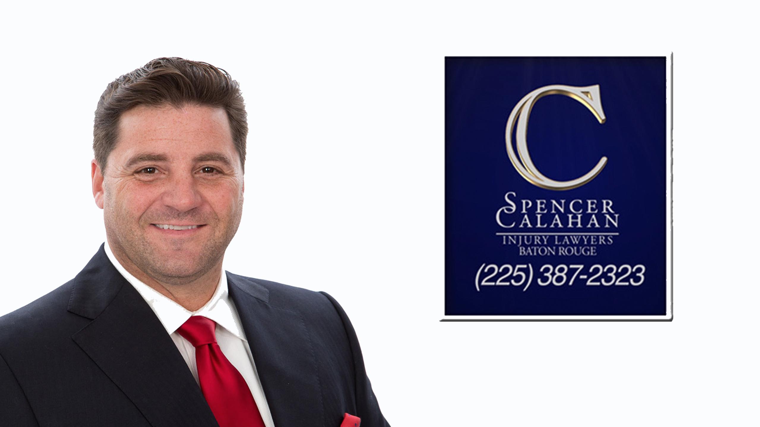 Spencer Calahan Injury Lawyer