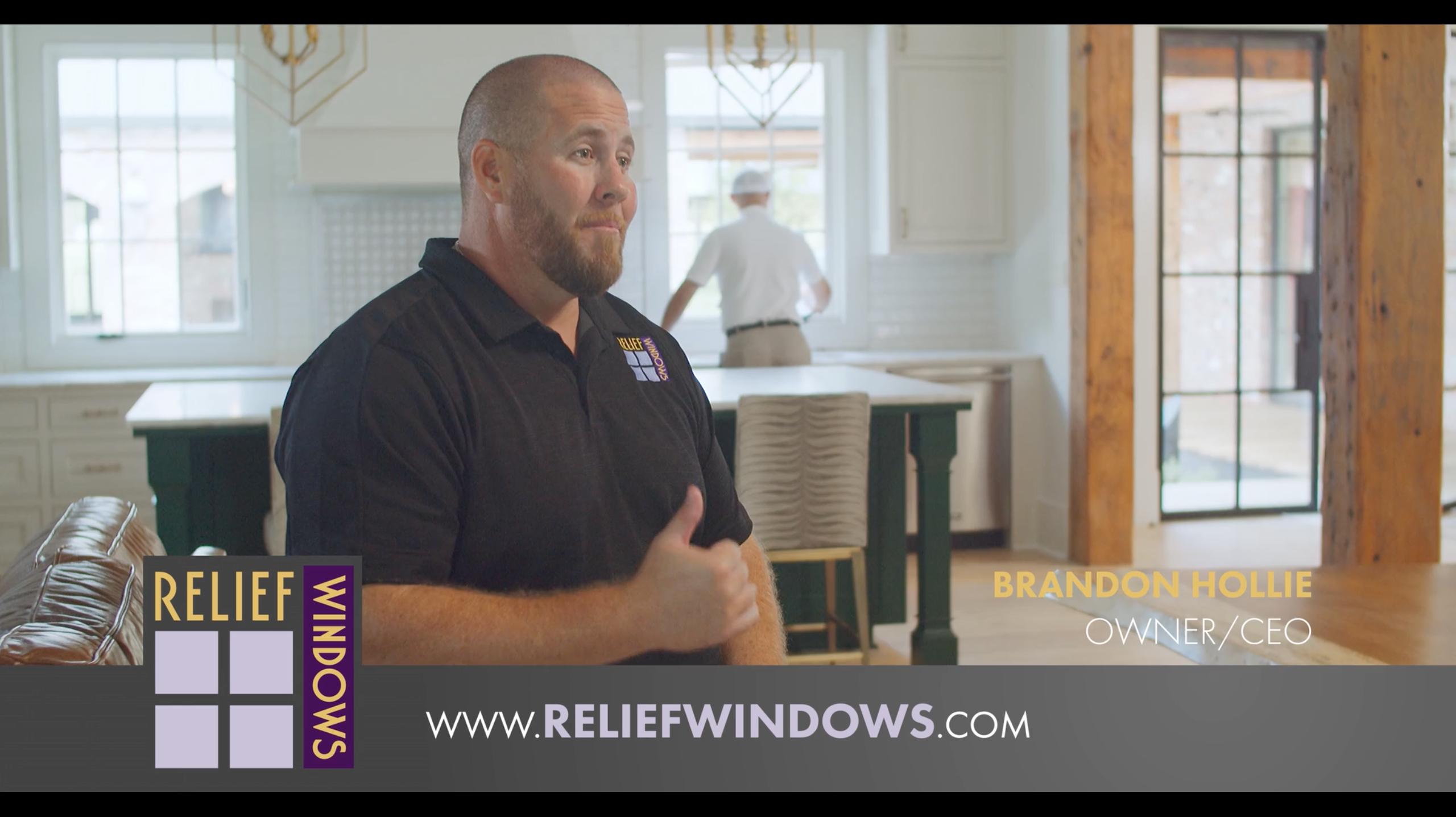 Relief Windows