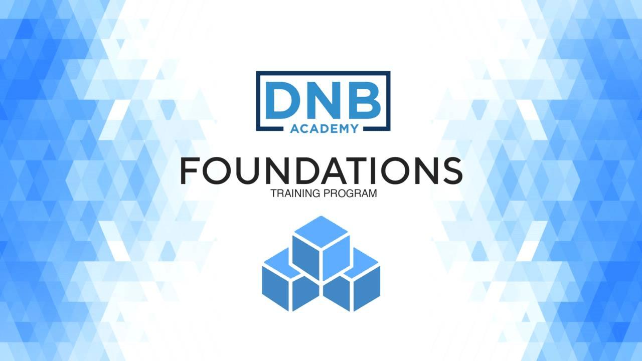 DNB_Academy_Foundations