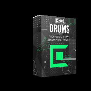 Tech Funk - Drums