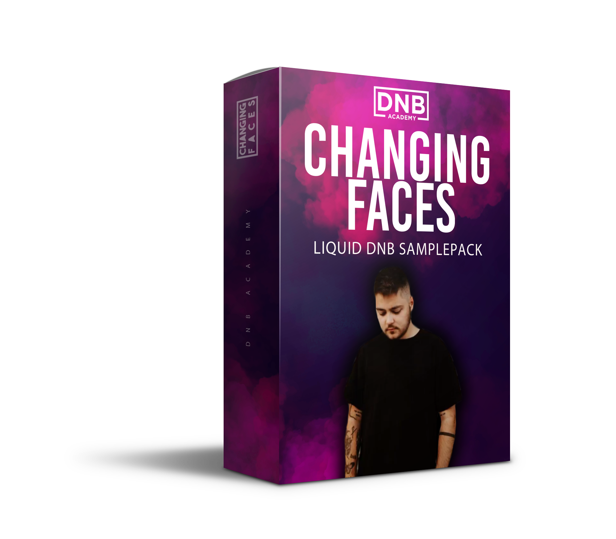 DNB Academy - Changing Faces Samplepack Mockup1