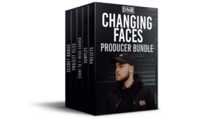 DNB Academy - Changing Faces Producer Bundle Home Box-min