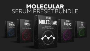 DNB Academy - Molecular Preset Bundle Main Wallpaper-min