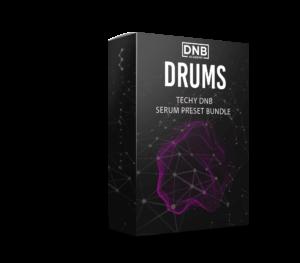 DNB Academy - Molecular Presetpack Drums-min