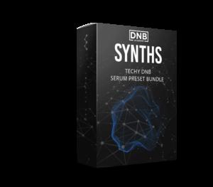DNB Academy - Molecular Presetpack Synth-min