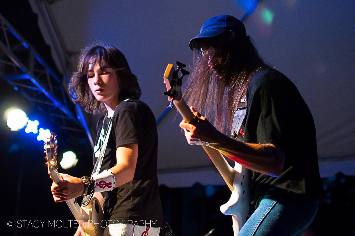 Lightning Boy & His Thundering Blues Band - Sacramento Music Festival 2014 - Lightning Boy & His Thundering Blues Band
