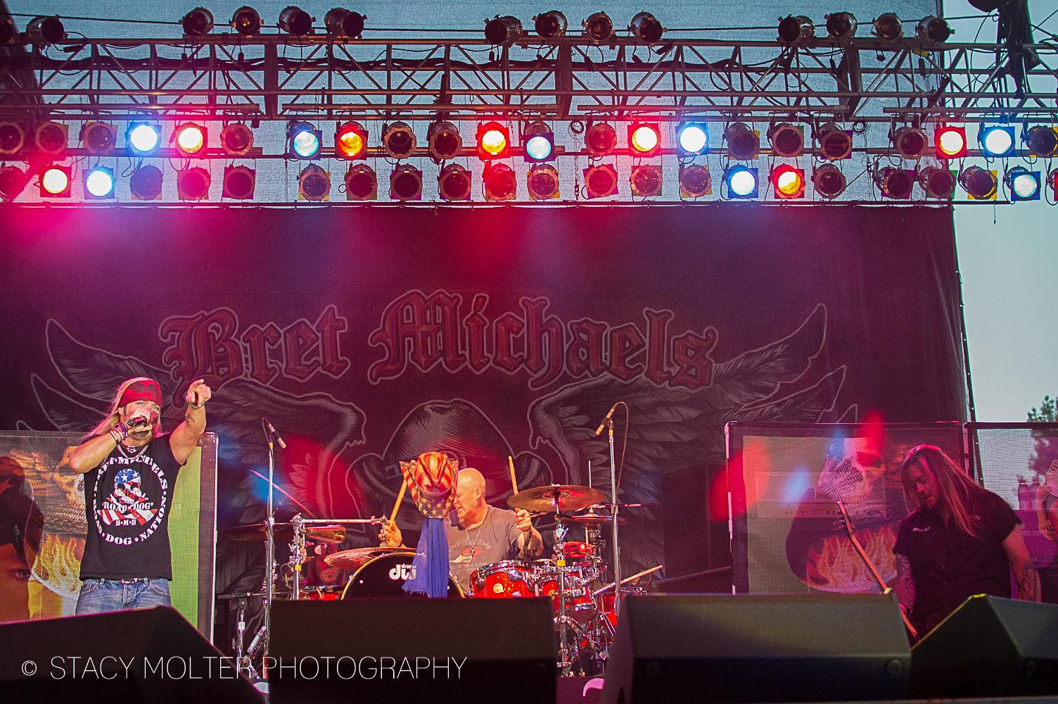 Bret Michaels - State Fair California 2014 #StateFairCA #ItsTheBest #TheBest