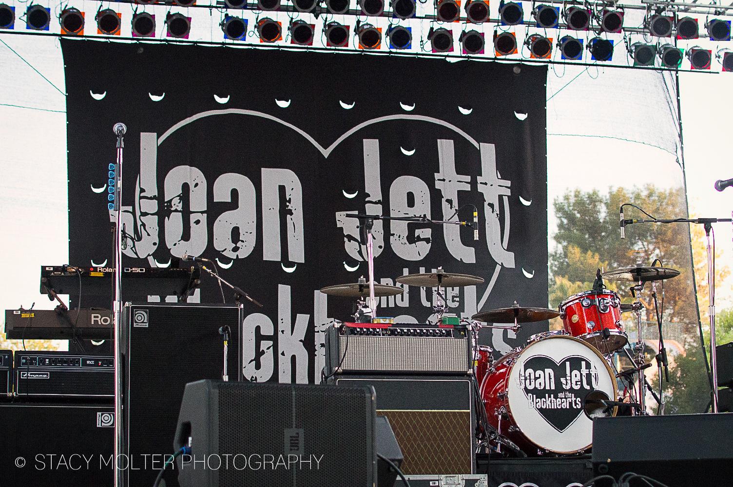Joan Jett - State Fair California 2014 #StateFairCA #ItsTheBest #TheBest