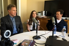 Will Ferrell, Linda Cardellini, Mark Wahlberg - Daddy's Home Junket
