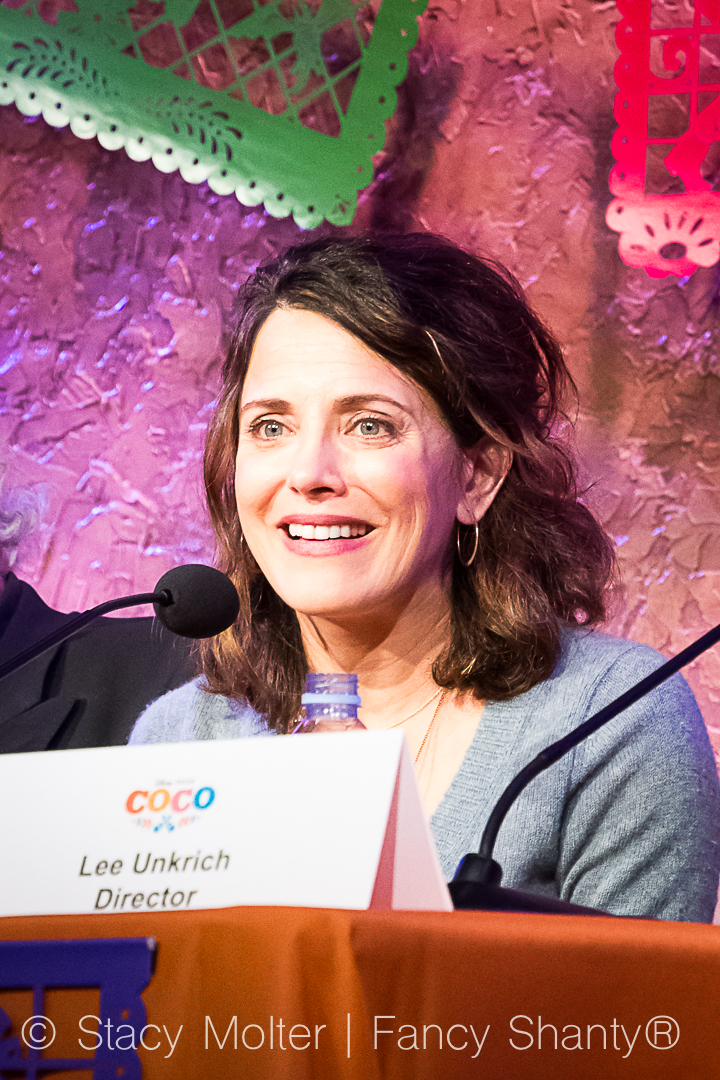 Alanna Ubach - Disney Pixar Coco Press Conference