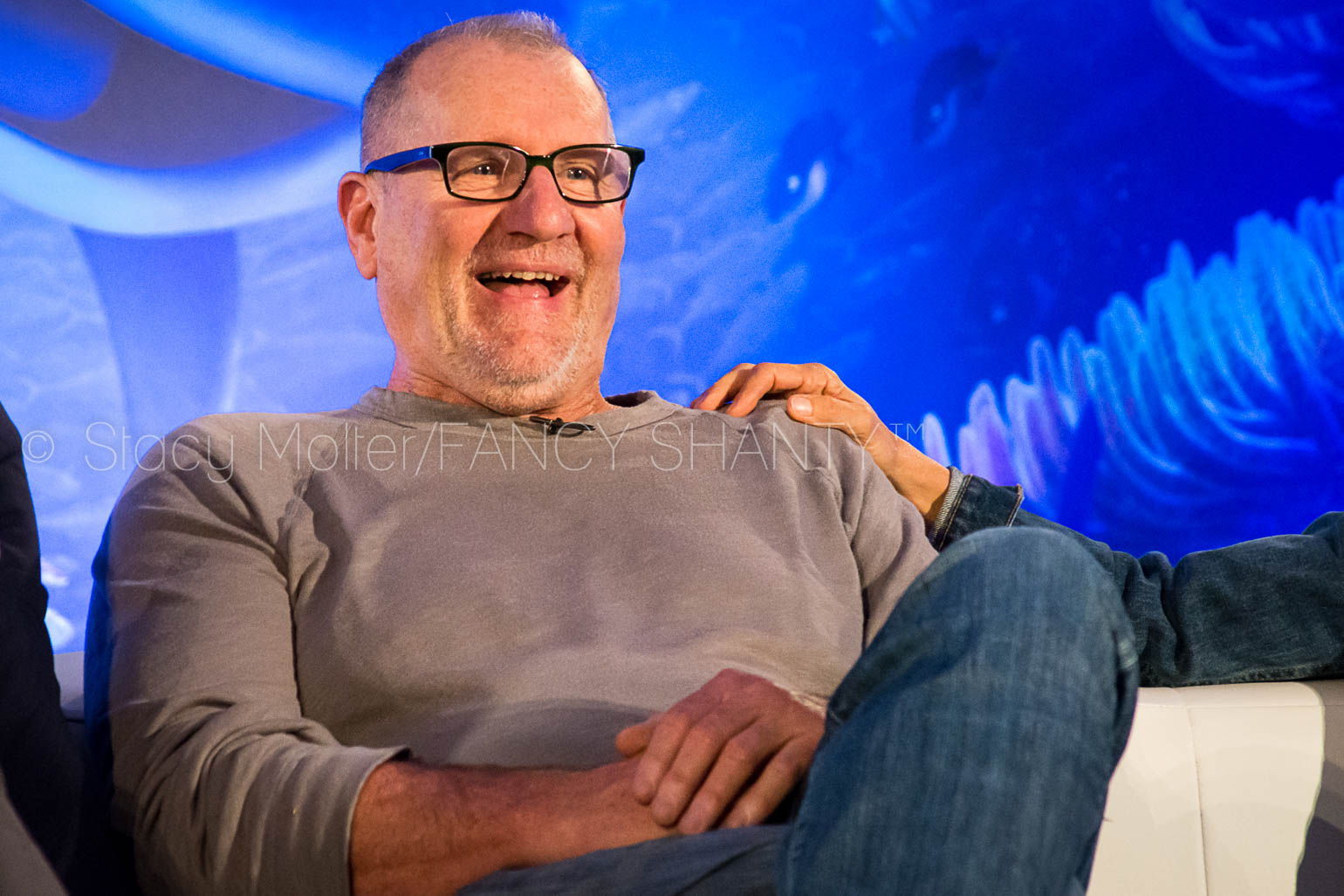 Ed O'Neill - Finding Dory Press Conference
