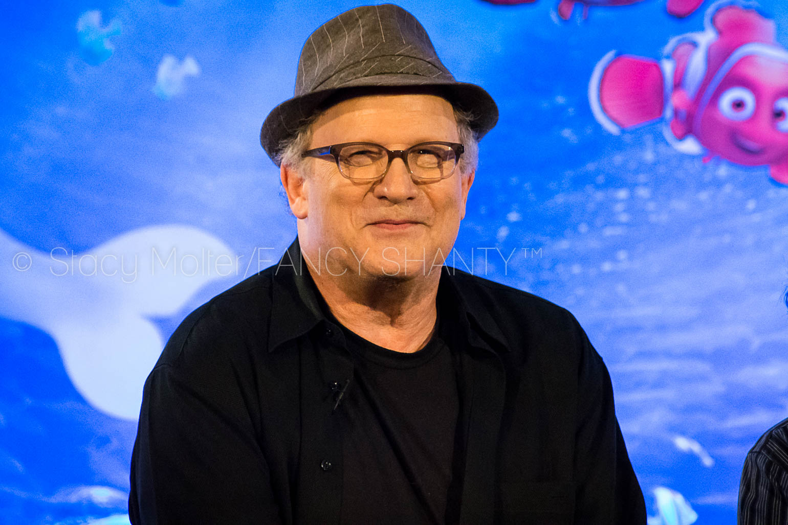 Albert Brooks - Finding Dory Press Conference