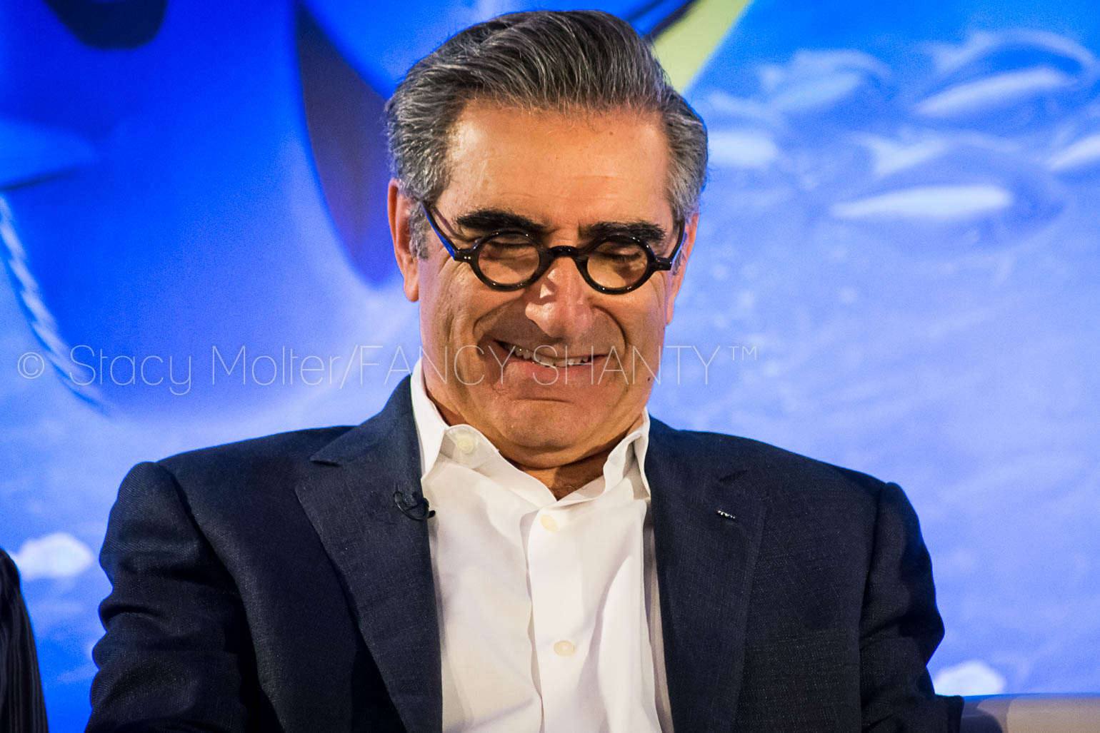 Eugene Levy - Finding Dory Press Conference