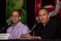 Pete Doctor & Jonas Rivera - Disney Pixar Inside Out
