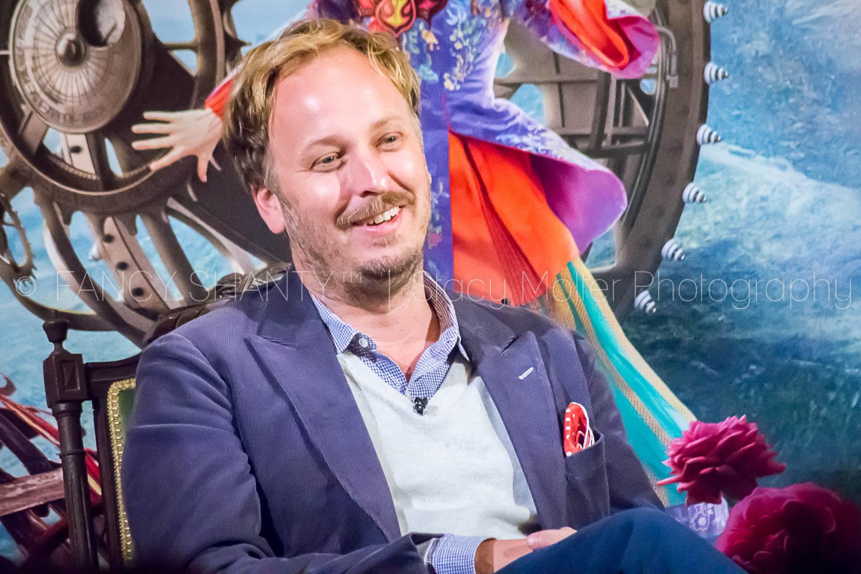 James Bobin - Disney's Alice Through the Looking Glass Junket
