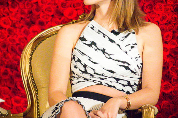 Emma Watson - Disney's Beauty and the Beast Press Conference